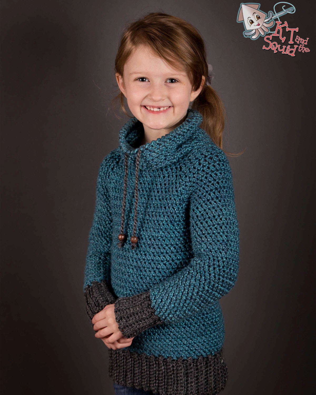 My Favorite Pullover For Kids Crochet Pattern Kt And The Squid